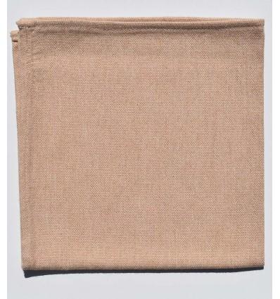 Mini serviette couleur sable