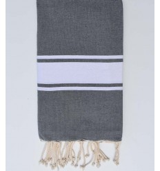 FLAT LEAD GREY FOUTA