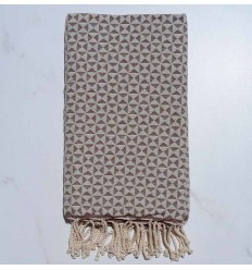 Butterfly brown Fouta