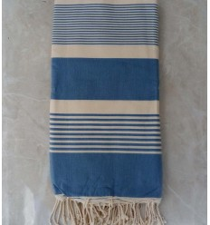 True Blue Throw