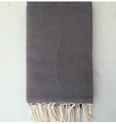 blue turquin beach towel