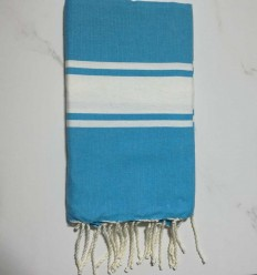 Flat Light sky blue Fouta