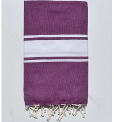 Beach Towel plum