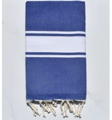 Flat B'dazzled blue Fouta