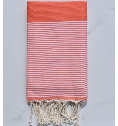 Beach Towel coral