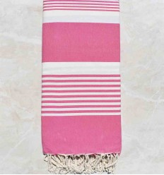 Bedspreads candy pink