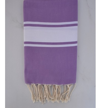 LIGHT PURPLE FOUTA
