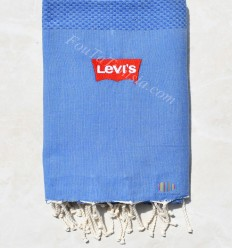 beach towel embroidery events LEVI'S