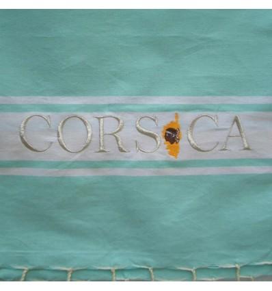 Aqua green Corsica