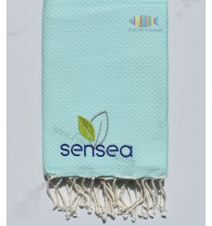 personalized beach towel SENSEA
