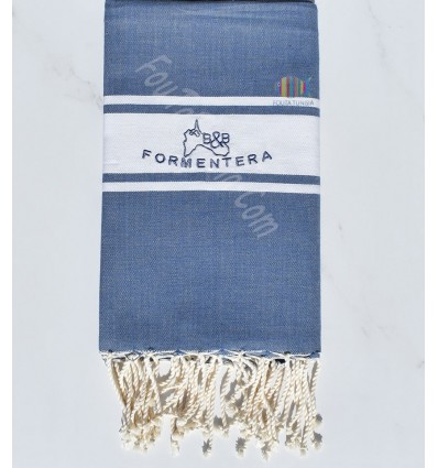 personalized FORMENTERA beach towel