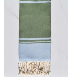 Beach towel v RAF-RAF blue sky and green grass