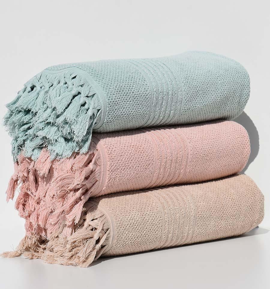 Bath Towels Hannibal Beige