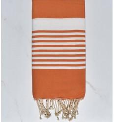 Beach towel Arthur orange