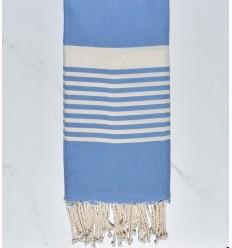 Beach towel Arthur blue france