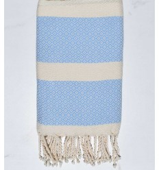 Chevron Air superiority blue Fouta
