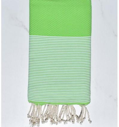 Beach Towel absinthe green