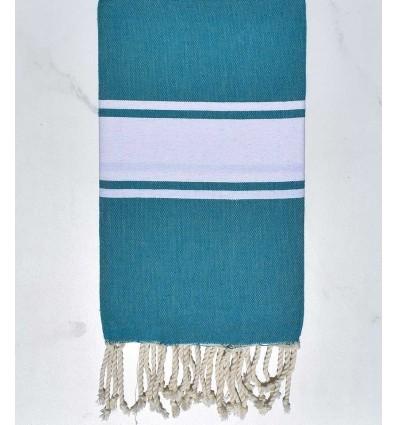 Beach Towel Flat blue Duck