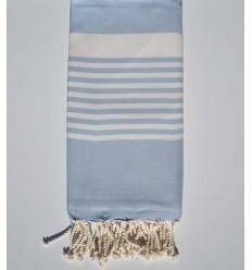 Beach towel Arthur candy blue