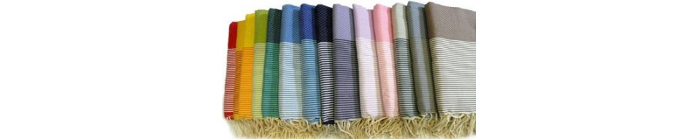 Fouta honeycomb