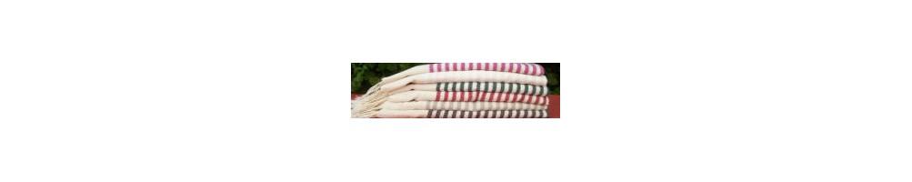 Honeycomb zebra fouta
